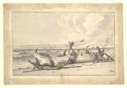 Surf boats, Madras